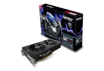 Sapphire Radeon RX 580 8GB Nitro+