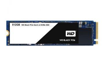 WD Black PCIe SSD [512 GB]