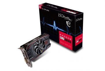 Sapphire Radeon RX 560 2GD5 Pulse