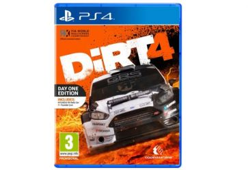 DiRT 4 [Playstation 4]