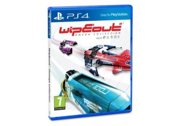 WipEout: Omega Collection [Playstation 4]