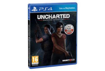 Uncharted: Zaginione Dziedzictwo [Playstation 4]