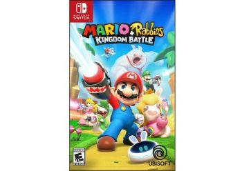 Mario + Rabbids: Kingdom Battle [Switch]