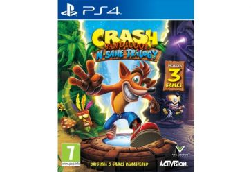 Crash Bandicoot N.Sane Trilogy [Playstation 4]