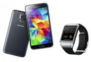 Samsung Galaxy S5 + zegarek Galaxy Gear