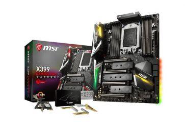 MSI X399 Gaming PRO Carbon AC