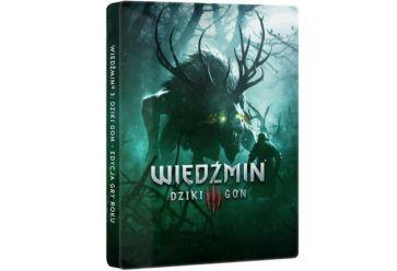 Wiedźmin 3: Dziki Gon - Edycja Rozszerzona ze steelbookiem [Playstation 4]
