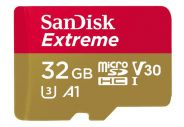 SanDisk microSDHC 32GB Extreme Mobile