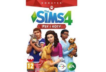The Sims 4: Psy i koty [PC]