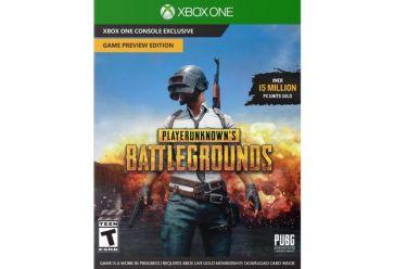 PlayerUnknown's Battlegrounds [Xbox One]