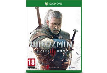 Wiedźmin 3: Dziki Gon [Xbox One]