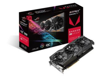 ASUS Radeon RX Vega 64 STRIX OC