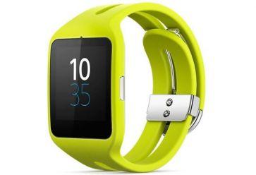 Sony Smartwatch 3 [Żółty]