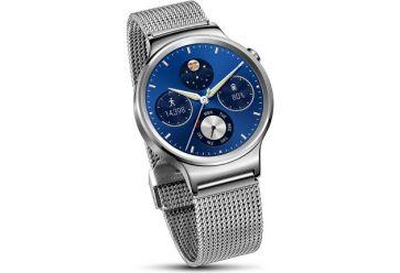 Huawei Watch [Stalowy]
