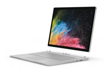 Microsoft Surface Book 2 15 (FUX-00022)