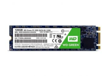 WD Green PC SSD G2 (120 GB)