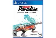 Burnout Paradise Remastered [Playstation 4]