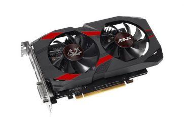 ASUS GeForce GTX 1050 Ti Cerberus OC 4G