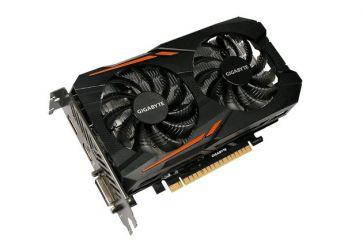 Gigabyte GeForce GTX 1050 Ti OC 4G