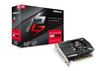 ASRock Phantom Gaming Radeon RX550 2G