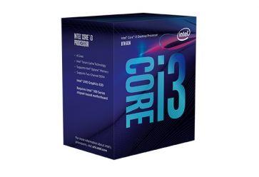 Intel Core i3-8300