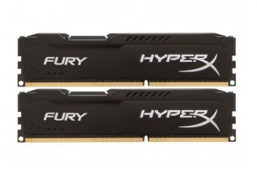 Kingston HyperX Fury DDR3 2x 8 GB 1866 MHz CL10