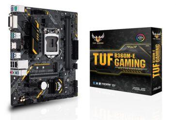 ASUS TUF B360M-E Gaming