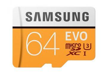 Samsung EVO microSDXC [64 GB]