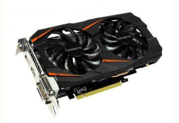 Gigabyte GeForce GTX 1060 WindForce OC 6G