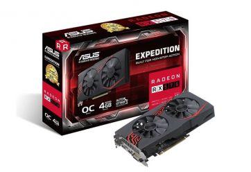 ASUS Radeon RX 570 Expedition 4G OC