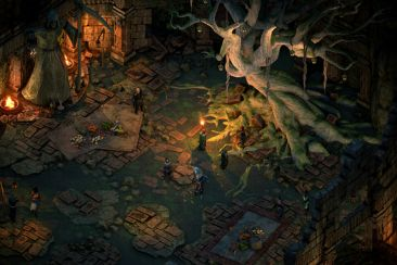 Pillars of Eternity II: Deadfire [Playstation 4]