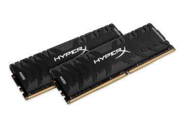 Kingston HyperX Predator 2x 8 GB 3400 MHz CL17