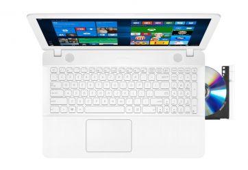 ASUS R541UA-DM1407T - 120GB SSD