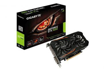 Gigabyte GeForce GTX 1050 OC 3G