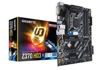 Gigabyte Z370 HD3-OP
