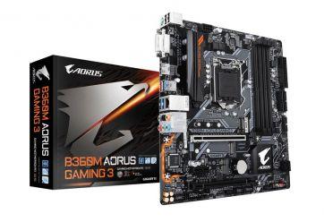 Gigabyte B360M Aorus Gaming 3