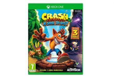 Crash Bandicoot N.Sane Trilogy [Xbox One]