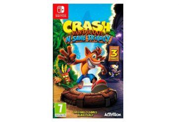Crash Bandicoot N.Sane Trilogy [Switch]