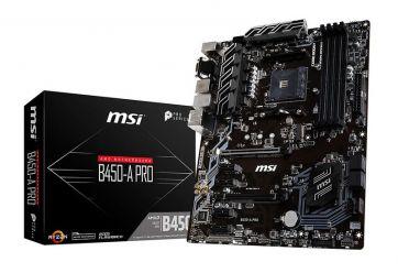MSI B450-A PRO
