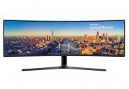 Samsung Curved Monitor C49J89