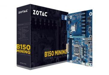 Zotac B150 Mining