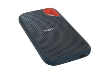 SanDisk Extreme Portable SSD [500 GB]