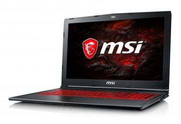 MSI GV62 7RE (1891XPL) - 120GB M.2 + 1TB HDD