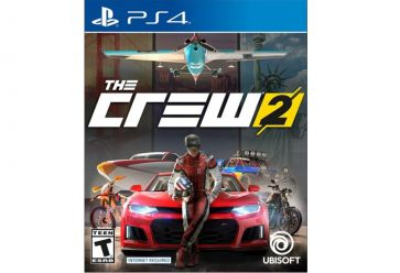 The Crew 2 [Playstation 4]