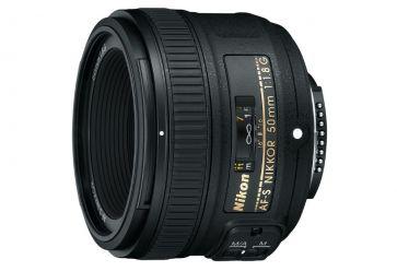 Nikon Nikkor 50mmf/1.8G AF-S
