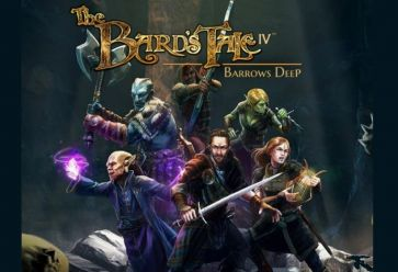 The Bard's Tale IV: Barrows Deep [Playstation 4]
