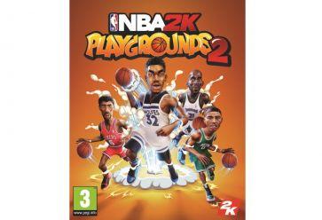 NBA 2K Playgrounds 2 [PC]