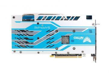 Sapphire Nitro+ Radeon RX 590 8GD5 Special Edition