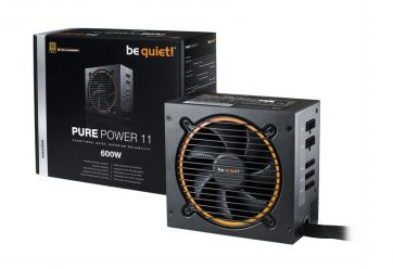 be quiet! Pure Power 11 600W CM