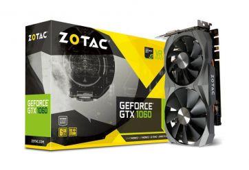 Zotac GeForce GTX 1060 6GB GDDR5X